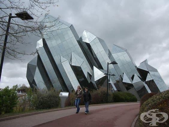 Futuroscope парк, Франция