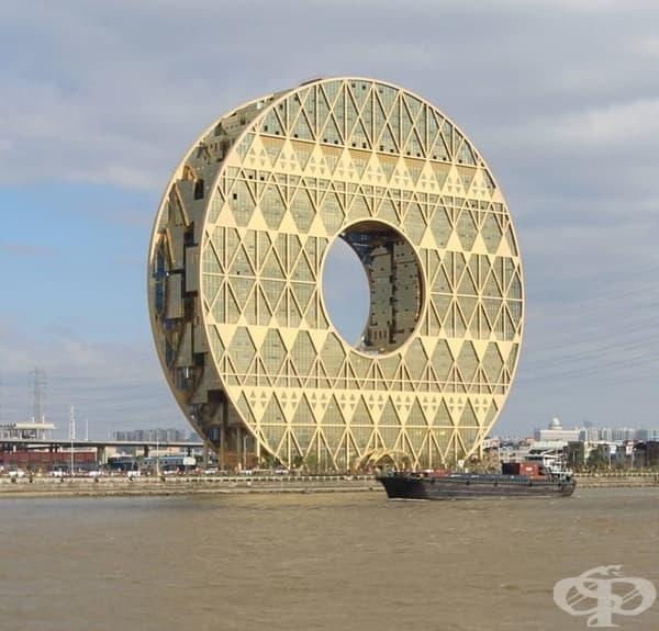 Кръгът на Гуанджоу, Китай