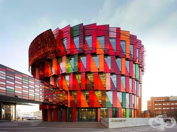 Технологически университет, Швеция