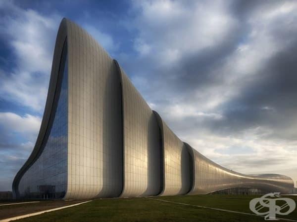 Хийдар Алиев Център, Баку, Азербайджан