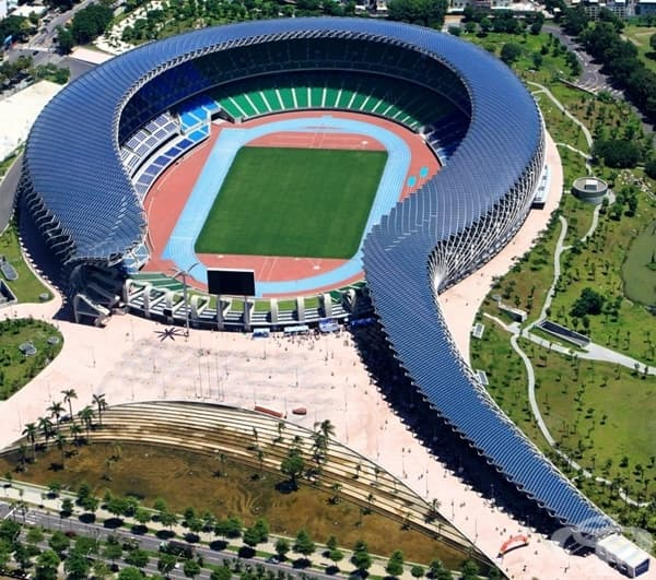 Соларния стадион, Тайван