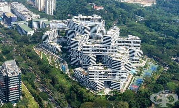 Жилищен комплекс, Сингапур