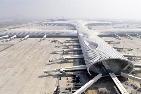 Международно летище, Китай