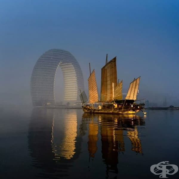 Шератон резорт, Китай