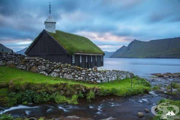 Църквата на Фунингур, Фарьорски острови