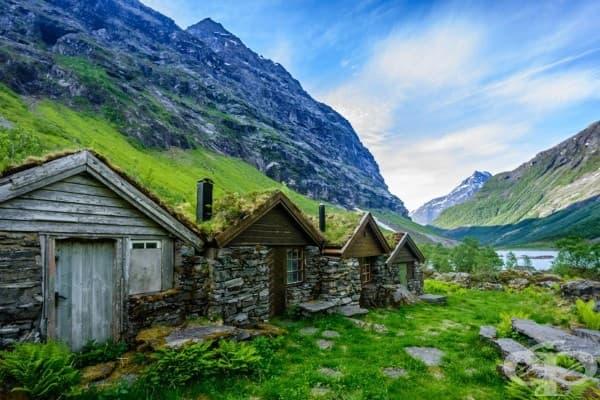 Геирангер, Норвегия
