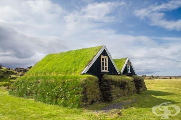 Хелисандур, Исландия