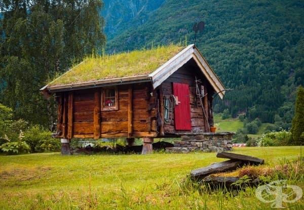 Скьолден, Норвегия