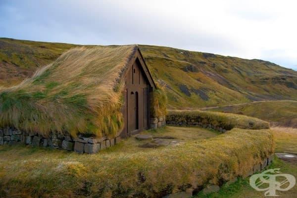 Тьорсардалур, Исландия