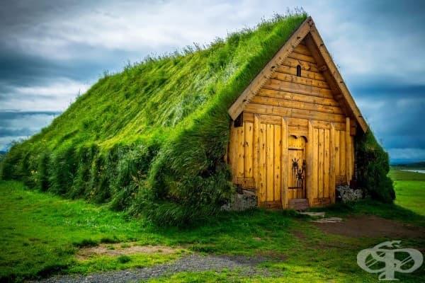 Скалхолт, Исландия