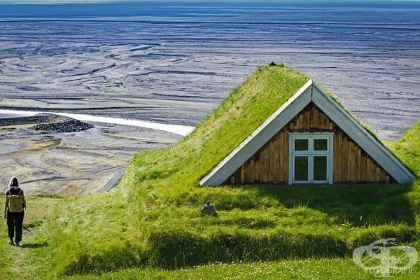 Националният парк Ватнайокул, Исландия