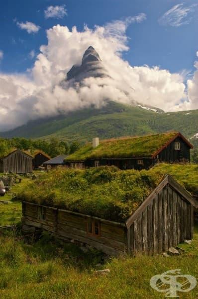 Ренодолсетра, Норвегия