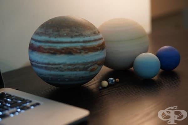 8-те планети от Слънчевата система