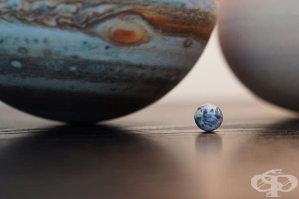 Планети от Слънчевата система