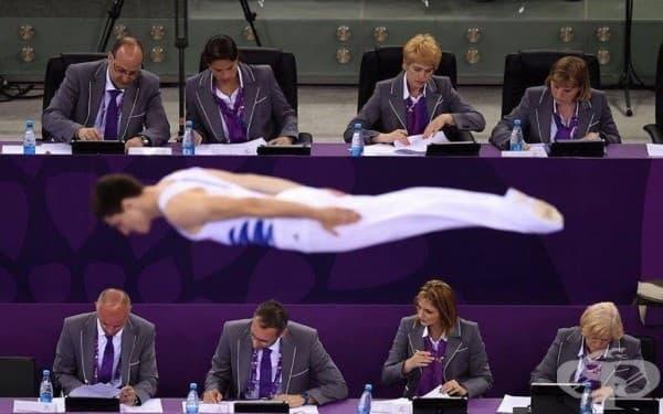 """Много """"заети"""" съдии на Европейското първенство в Баку, Азербайджан"""
