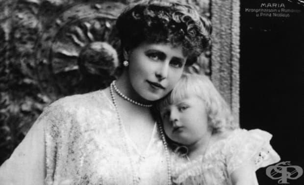 Последната кралица на Румъния.