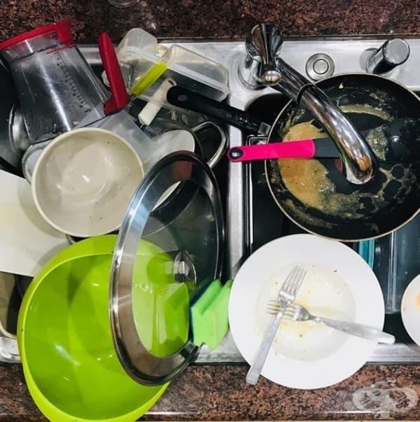 3 часа подготовка и готвене, за да направите това.
