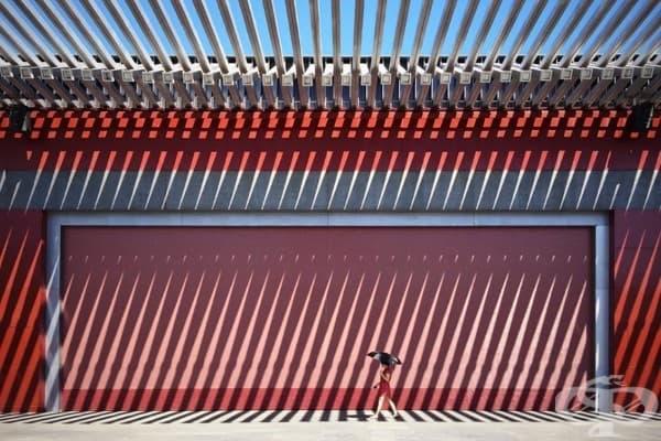 Жиан Уанг, Китай – 1 място, категория Архитектура