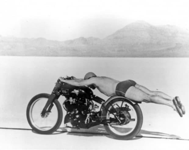 Подобряване на световния рекорд за скорост, 1948 г.