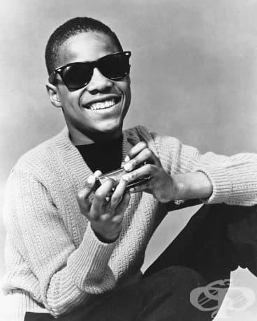 14-годишният Стиви Уондър, 1964.