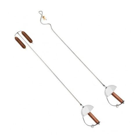 Уреди за печене, с които можете да играете фехтовка