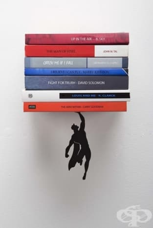 Лавица за книги