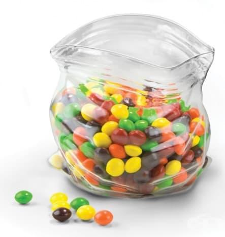 Пластмасова торбичка, която не е необходимо да изхвърляте, след като се изпразни