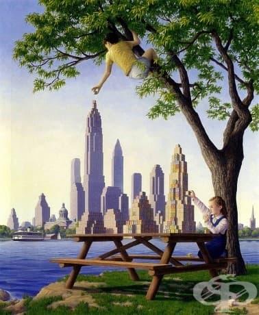 23 сюрреалистични картини, които ще ви удивят и объркат едновременно