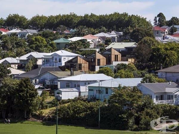 Къщата E-Type – Оукланд, Нова Зеландия