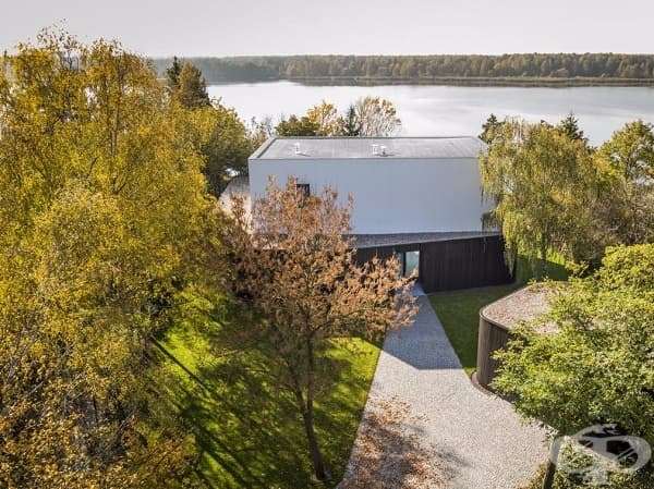 "Къщата ""Жива градина"" – Избика, Полша"