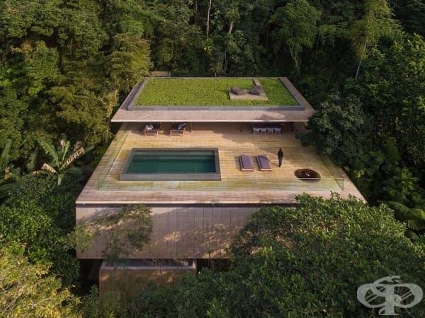 Къща в джунглата – Сао Паоло, Бразилия