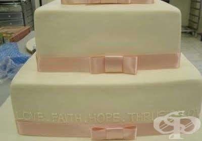 15 ужасни сватбени торти, които буквално разплакват младоженците
