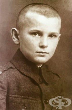 Карол Войтила, преди да се превърне в папа Йоан Павел II