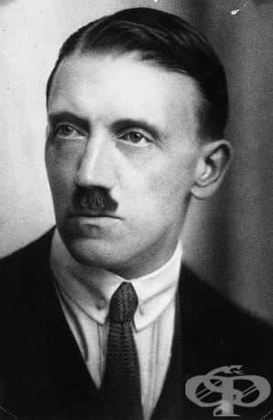 Младият Адолф Хитлер