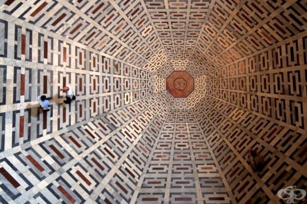 Подът на катедралата във Флоренция