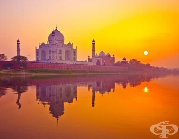 Тадж Махал, Индия