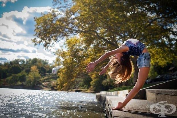 10 деца, които извършват невъзможни танцови движения