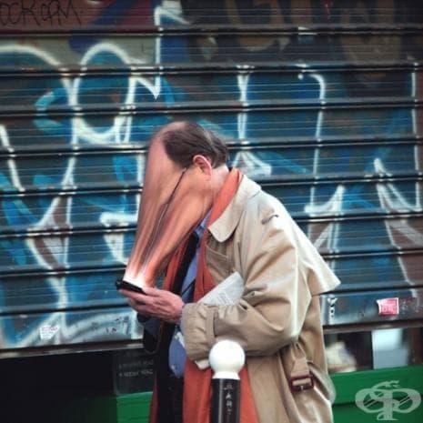 Как телефонната зависимост краде души...