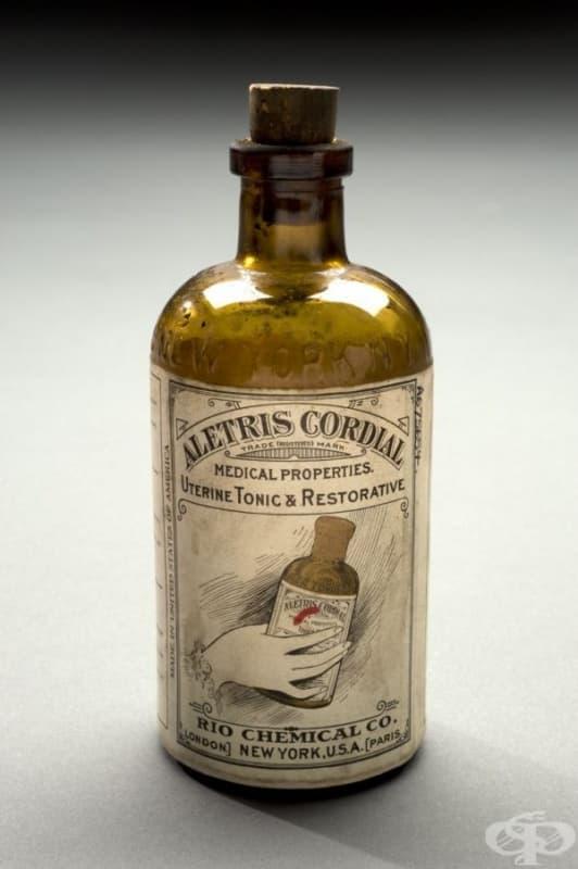 Тоник за бременни жени от 1890 година