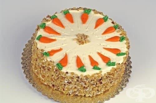 Морковена торта