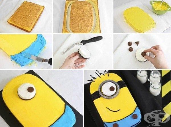 Торта Миньон