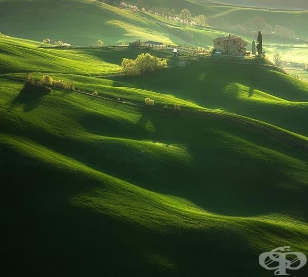 Красотата на Тоскана - фото галерия