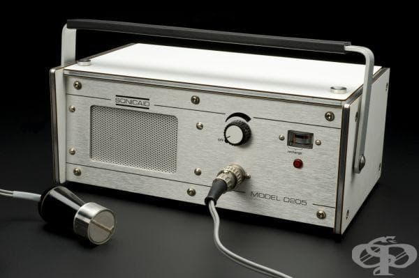 Ултразвуков акушерски монитор за проследяване на сърдечните тонове на плода от 20-ти век