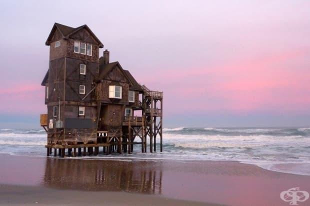 18 самотни къщички, в които ще поискате да заживеете