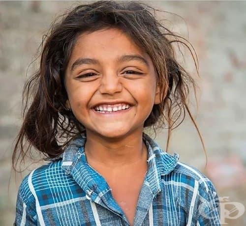 18 снимки, доказващи, че усмивките имат магически ефект върху хората