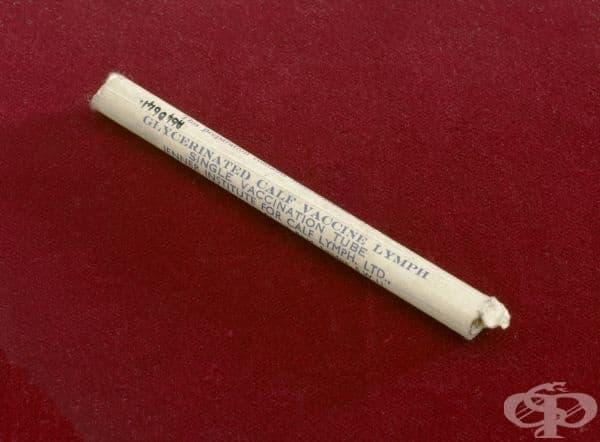 Ваксина срещу едра шарка от 1907 година