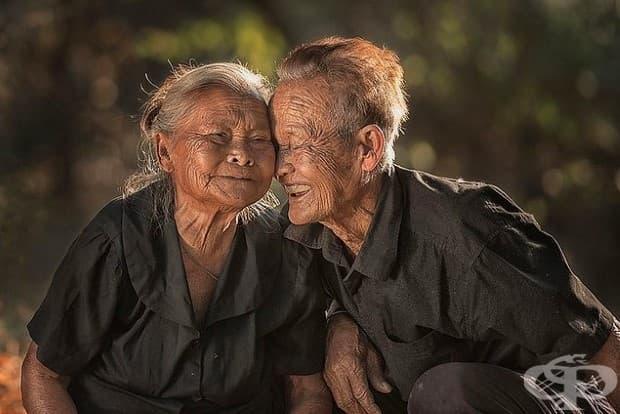 Щастлива двойка от Тайланд.