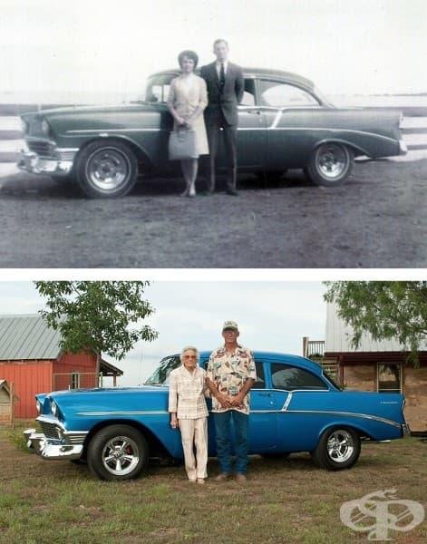 Колата е част от това семейство.