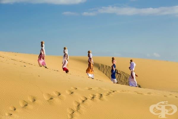 Пустинята Фан Ранг