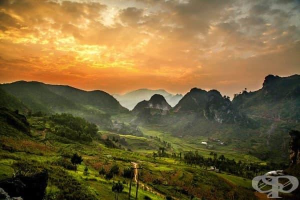 Долината Донг